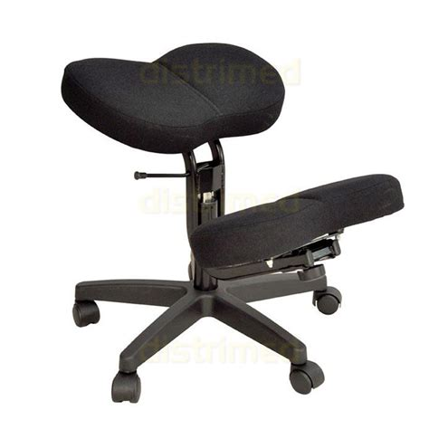 siege dos droit siege ergonomique assis genoux vog