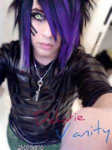 dahvie vanity new blood on the dance floor photo