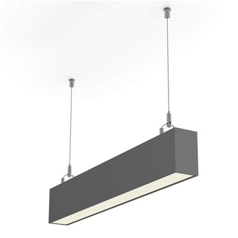 linear pendant light fixtures suspended led linear light pendant fixture haichang optotech