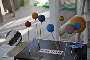 Solar System Projects For Middle School - the dirty ...