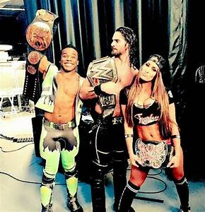 WWE Tag Team Champion Xavier Woods joining Seth and Nikki ...