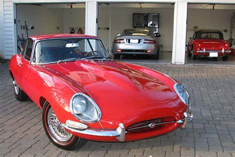 Red 1967 Jaguar Xke For Sale