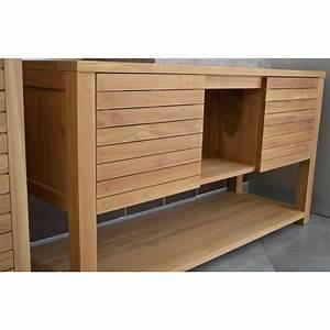 meuble vasque 140 meuble sous vasque cm victoria colis With meuble sous vasque salle de bain 140 cm