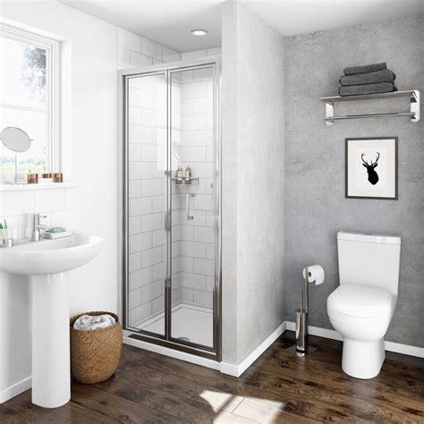 clarity mm bifold shower door victoriaplumcom