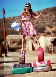 ariana grande teen vogue magazine  gotceleb