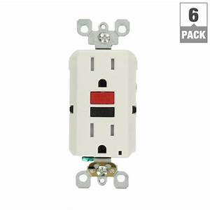 Gfci - Electrical Outlets  U0026 Receptacles