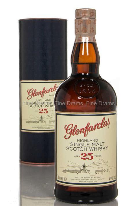 glenfarclas  year  scotch single malt whisky