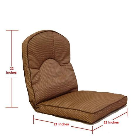 Walmart Patio Furniture Cushion Replacement by Walmart Home Sand Dune Swing Replacement Cushion For The