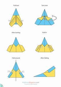 Paper Airplane Instructions  U2013 Sleek Jet