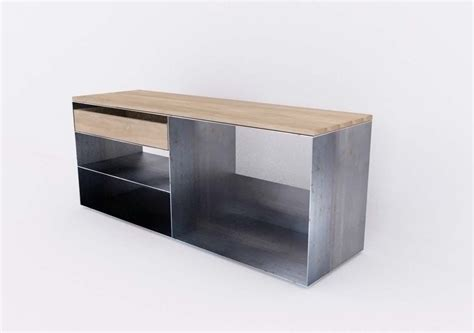 Einfamilienhaus Sideboard Fuer Kaminholz by Design Metallmoebel Kaminholz Sideboard Brennholz