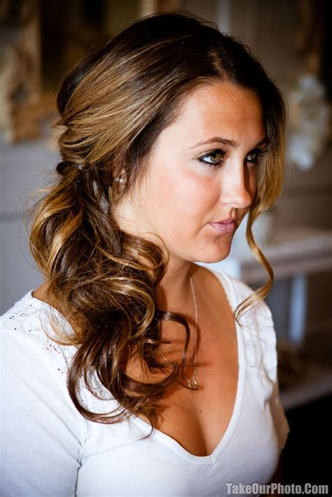 Fancy Side Ponytail Hairstyles by Side Pony Updo For Wedding Hair Hair