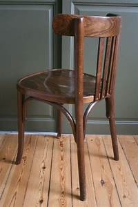 Chaise Bar Bois : chaise bistrot bois 2 photo de chaises de bar x6 r tro industriel ~ Teatrodelosmanantiales.com Idées de Décoration