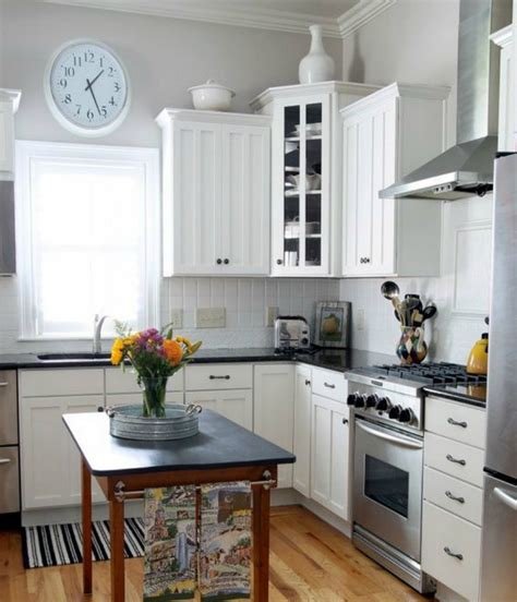 kitchens without backsplash 11 gorgeous ways to transform your backsplash without 3578