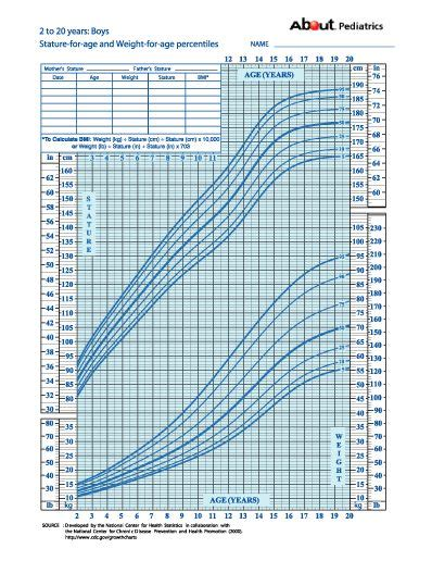 growth charts   height  weight percentiles  holden fun boys growth chart