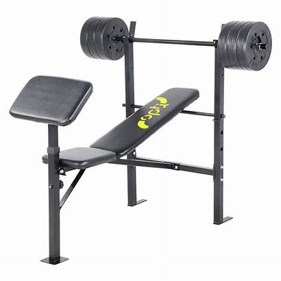 Bench Weights Opti Argos 30kg Weight Benches