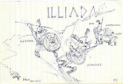 Resumen De La Iliada by La Iliada Un Buen Resumen En Pocas Lineas Un Cole De Altura