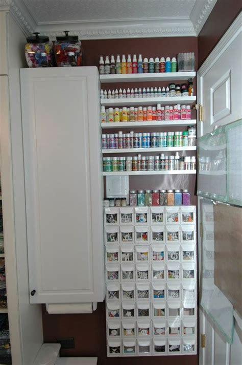 Craft Room Organization  Bjl  Craft Room Inspiration