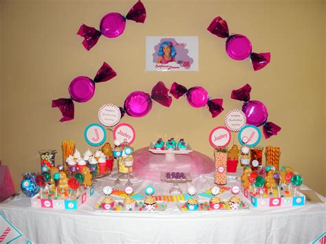 Lollipops & Paper Katy Perry Inspired Candyland Birthday