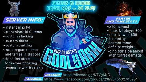 pvp ark wipe remastered godly boosted cluster fresh youtu
