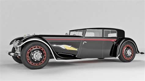1932 Elite Luxury Cars Bucciali Tav 12 3d Model Max