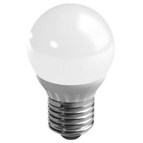 3 5w mini globe frosted es warm white dimmable led light