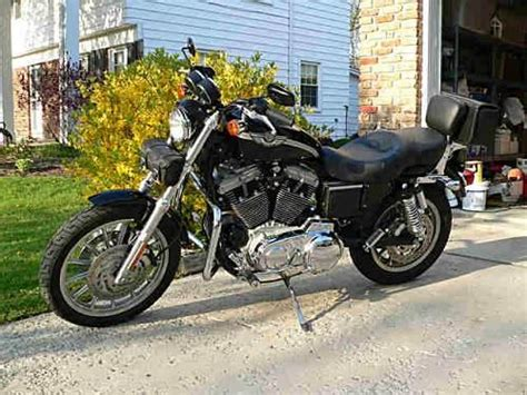 2003 Harley-davidson® Xl1200s Sportster® 1200 Sport (black
