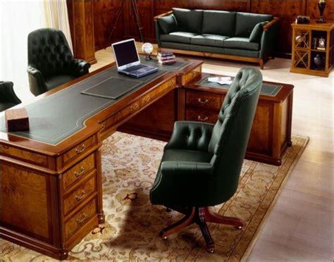 bureau de directeur ebeniste bureau direction prestige