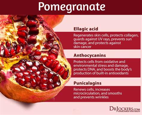 top  benefits  pomegranates