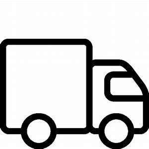 Transport Truck Icon | iOS 7 Iconset | Icons8