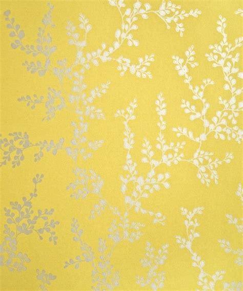 mustard wallpaper ideas  pinterest mid