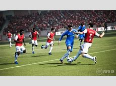 FIFA 12 Screenshots Released From EA Sports World Soccer