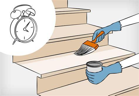 Lack Für Holztreppe by Holztreppe Renovieren In 6 Schritten Obi Ratgeber
