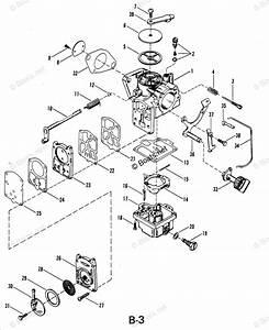 Mercury Mercury  U0026 Mariner Outboard Parts By Hp  U0026 Liter 25hp Oem Parts Diagram For Carburetor