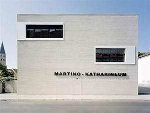 Architekten In Braunschweig : martino katharineum gymnasium braunschweig ksp j rgen engel architekten fassaden ~ Markanthonyermac.com Haus und Dekorationen