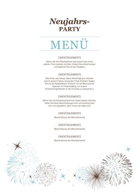 menuekarte vorlage speisekarte word kostenlos muster