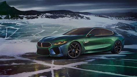 Bmw M6 Gran Coupe 4k Wallpapers by Bmw M8 Gran Coupe Concept Green Uhd 4k Wallpaper Pixelz
