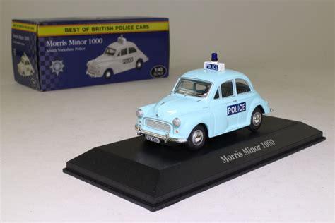 Best of British Police Cars Series; Morris Marina 1.8TC ...