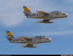 N860AG - Private North American F-86F Sabre at Nellis AFB ...