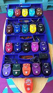Danelectro Dj Series Food Style Effect Pedals Complete Set