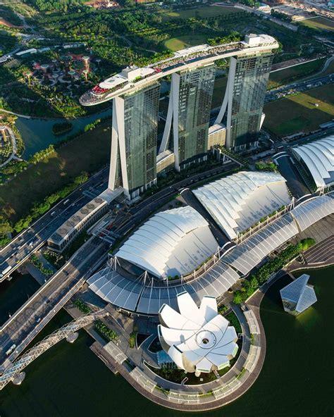 Marina Bay Sands Skypark Singapore Sports Outdoors