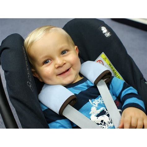 coussin pour siege auto bebe enfants accessoires de voyage coussin de ceinture pour