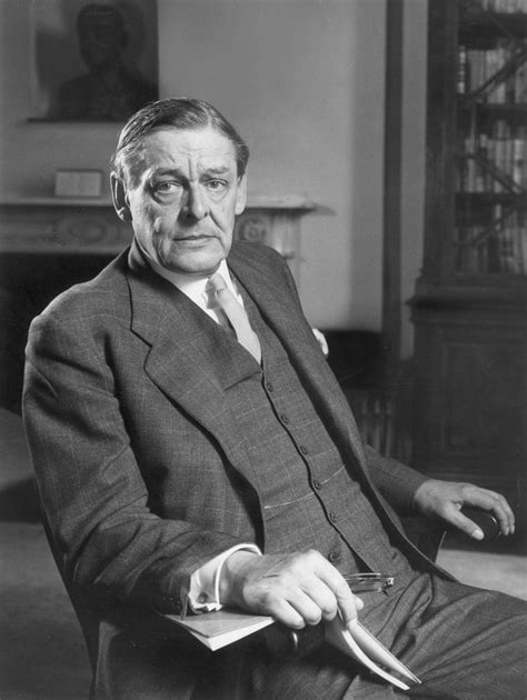 """Ts Eliot On """"our Difficulties Of The Moment""""  Dover Beach"""