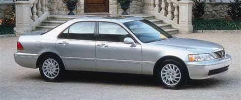 Acura Rl 98 by 1998 Acura 3 5 Rl Review