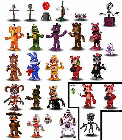 Fnaf Animatronics Deviantart Fan Characters Freddy Adventure