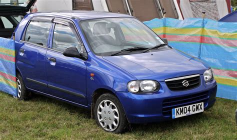 2004 Suzuki Cars by File Suzuki Alto Gl 2004 In Its Day It Was Basic But What