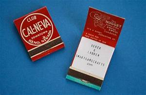 Matchbook business cards for Matchbook business cards