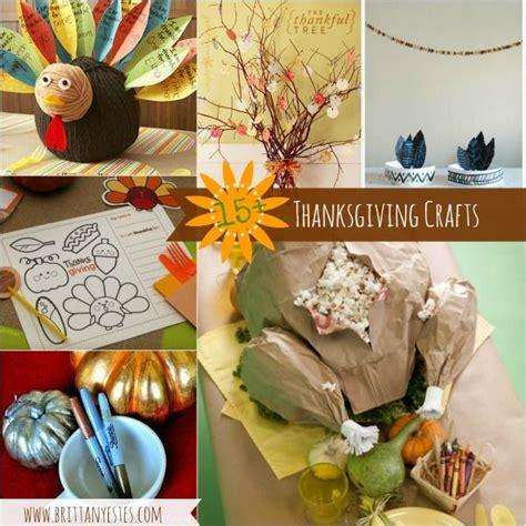 thanksgiving ideas 15 thanksgiving crafts craft ideas pinterest