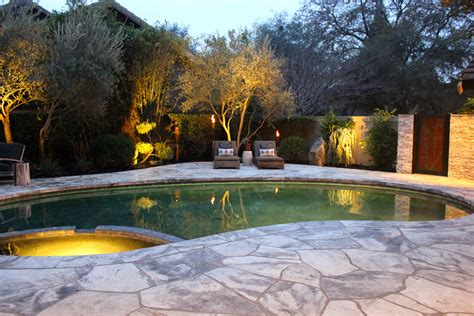 contemporary small kitchen designs inspired pool backyard environment michael