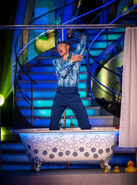 Strictly Sex Symbol Jeremy Vine For Shirtless Peter Andre Video TV Radio Showbiz TV