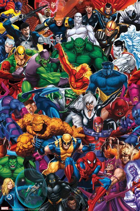 #Marvel #Fan #Art. (Marvel Hero's) By: Marvel. (THE * 5 ...